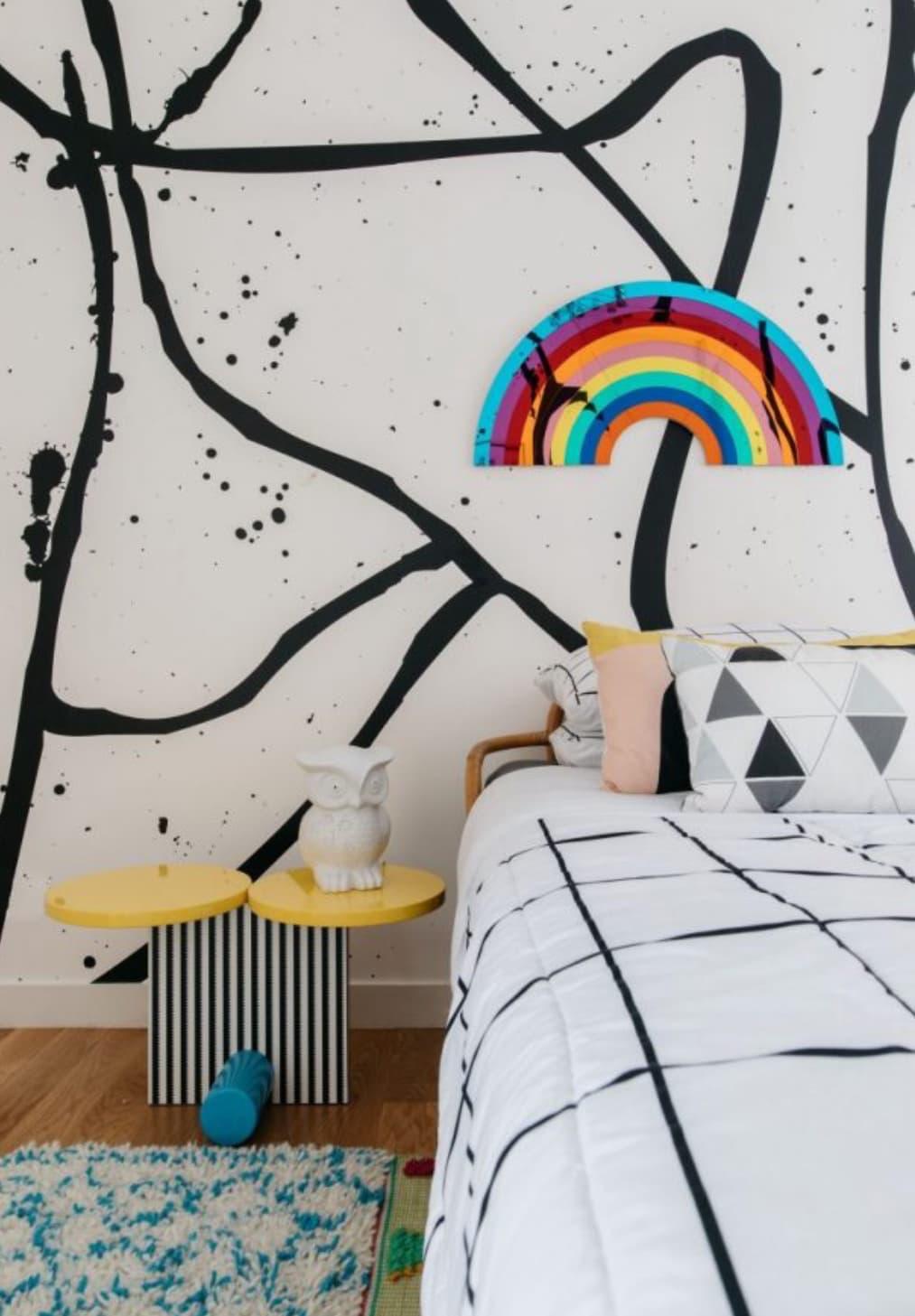 bedroomRainbow-2