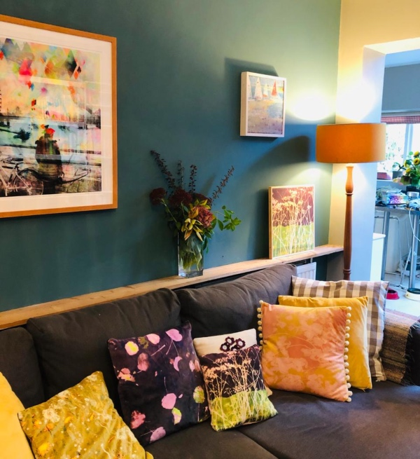 colour consultations - colourful lounge